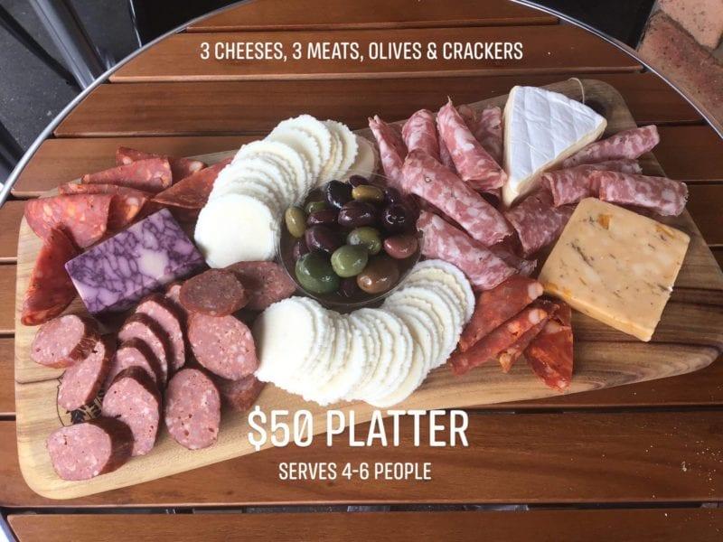 $50 platter_consdeli