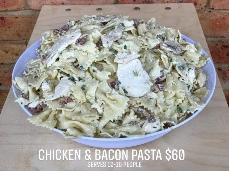 Cheese and Bacon pasta_consdeli