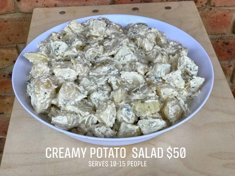Creamy Potato Salad_consdeli