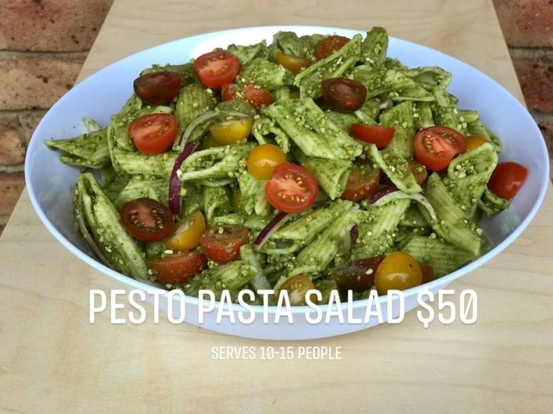 Pesto Pasta Salad_consdeli